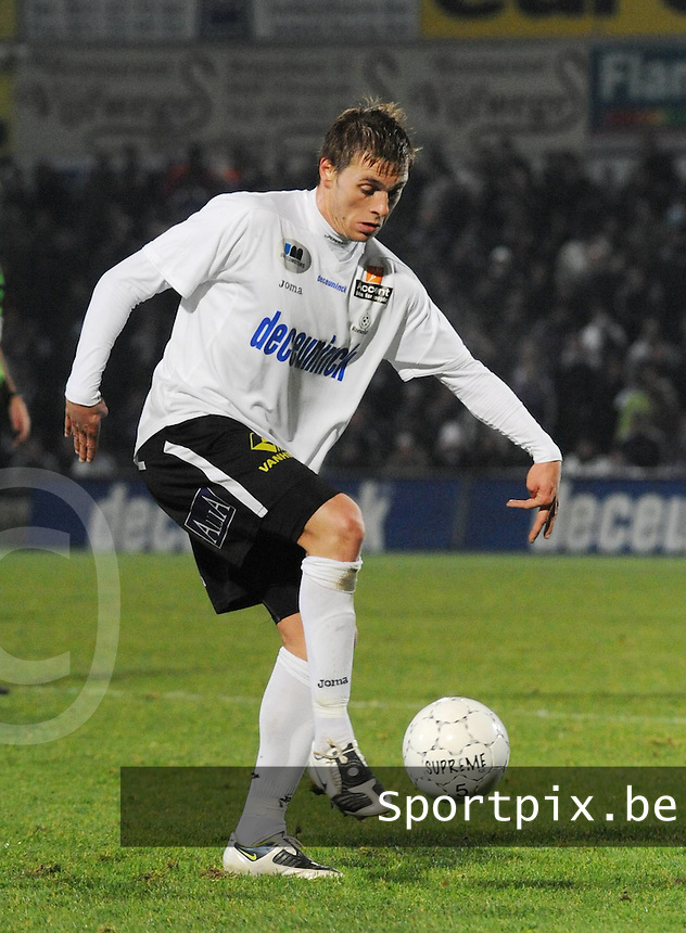 KSV Roeselare - RSC Anderlecht..Vincent Provoost..fotos DAVID CATRY / VDB