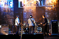 LONDON, ENGLAND - SEPTEMBER 7: Pete Doherty, Carl Bar&acirc;t and John Hassall of 'The Libertines' performing at Brixton Academy on September 7, 2016 in London, England.<br /> CAP/MAR<br /> &copy;MAR/Capital Pictures /MediaPunch ***NORTH AND SOUTH AMERICAS ONLY***