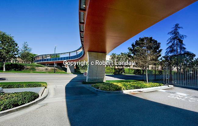 House & Robertson Arch. / Bridge at Disney property in Burbank