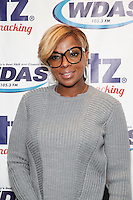 Mary J Blige Visits WDAS Performance Theater