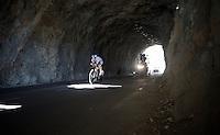 Adam Yates (GBR/Orica-BikeExchange)<br /> <br /> stage 13 (ITT): Bourg-Saint-Andeol - Le Caverne de Pont (37.5km)<br /> 103rd Tour de France 2016