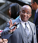 Al Roker on NBC's Today Show in New York City. June 8, 2012. &copy; RW/MediaPunch Inc.