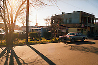 1991 January ..Conservation.MidTown Industrial..BUILDING TO BE DEMOLISHED.327 EAST 25TH STREET.WITH PARKING LOT...NEG#.NRHA#..