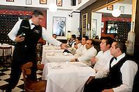 Tios restaurant with Chef Robert (Bobby) Craig. Colonia Santa Fe, Mexico City.