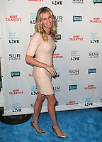 Rebecca Romijn .Bravo's Andy Cohen's Book Release Party For &quot;Most Talkative: Stories From The Front Lines Of Pop Held at SUR Lounge, West Hollywood, California, USA..May 14th, 2012.full length pink peach dress sequins sequined side .CAP/ADM/KB.&copy;Kevan Brooks/AdMedia/Capital Pictures.