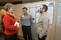 Public Health Poster Session. Class of 2015. Jill Jemison, Michael Ma, David Harari.