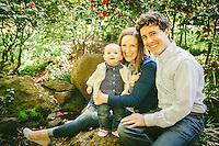 Spowhn Family Photosession | San Francisco Botanical Garden