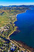 Photo aérienne de Poindimié, Nouvelle-Calédonie