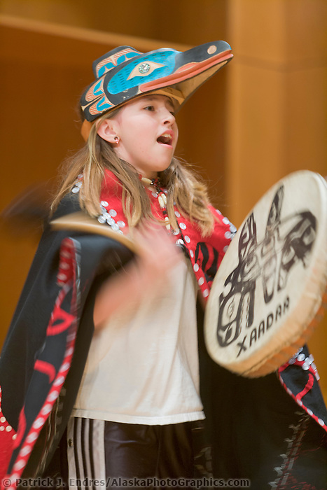 2006 Festival of Native Arts, Naa Luudisk Gwaii Yatx'i, Native dance and art celebration in Fairbanks, Alaska