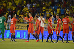 10_Noviembre_2016_Colombia vs Chile