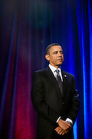 President Barack Obama addresses Families USA's 16th Annual Health Action Conference in Washington, D.C., U.S., on Friday, January 28, 2011.