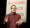 The 14th Critics' Circle National Dance Awards 2013 <br /> at The Place, London, Great Britain <br /> 27th January 2014 <br /> <br /> Matthew Bourne<br /> <br /> Photograph by Elliott Franks <br /> contact:<br /> Tel: 07802 537 220 <br /> email: elliott@elliottfranks.com<br /> www.elliottfranks.com