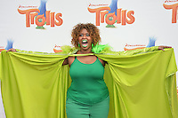 LOS ANGELES, CA. October 23, 2016: Actress GloZell Green at the Los Angeles premiere of &quot;Trolls&quot; at the Regency Village Theatre, Westwood.<br /> Picture: Paul Smith/Featureflash/SilverHub 0208 004 5359/ 07711 972644 Editors@silverhubmedia.com