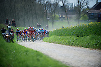 Paris-Roubaix 2012 ..approaching