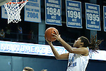 11 November 2012: North Carolina's Tierra Ruffin-Pratt. The University of North Carolina Tar Heels played the Duquesne University Dukes at Carmichael Arena in Chapel Hill, North Carolina in an NCAA Division I Women's Basketball game, and a quarterfinal in the Preseason WNIT. UNC won the game 62-58