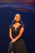 "August 26, 2011 (Washington, DC)   Victoria Rowell perform a scene in the  ""M.L.K.: A Monumental Life"" tribute to Martin Luther King Jr. at the D.A.R. Constitution Hall in Washington.  Rowell is an Emmy-nominated actress, who co-starred in the hit prime time television series ""Diagnosis Murder"" (1993) for eight seasons while simultaneously continuing her role as ""Drucilla Winters"" on the daytime drama, ""The Young and the Restless"" (1973). The tribute, presented by Alpha Phi Alpha Fraternity, was a theatrical and musical celebration honoring Dr. King.  (Photo by Don Baxter/Media Images International)"