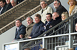 St Johnstone v Rangers....13.05.12   SPL.Charles Green watches form the stands.Picture by Graeme Hart..Copyright Perthshire Picture Agency.Tel: 01738 623350  Mobile: 07990 594431