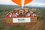 20100818 August 18 Cairns Hot Air Ballooning