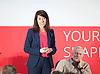 Labour Party Leadership and Deputy Leadership Hustings - East of England - The first of Labour&rsquo;s Leadership and Deputy Leadership regional and national hustings moderated by Gaby Hinsliff at The Forum Banqueting Suites Stevenage  20 June 2015 <br /> <br /> <br /> <br /> <br /> Liz Kendall<br /> <br /> <br /> <br /> Photograph by Elliott Franks <br /> <br /> <br /> <br />  <br /> Image licensed to Elliott Franks Photography Services