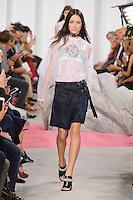 SEP 29 CARVEN show at Paris Fashion Week