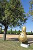 Objekte unter Birnbäumen an der Birnbaumallee in Offenheim