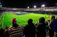 Picture by Alex Whitehead/SWpix.com - 09/03/2017 - Rugby League - Betfred Super League - Warrington Wolves v Wigan Warriors - Halliwell Jones Stadium, Warrington, England - A General View (GV).