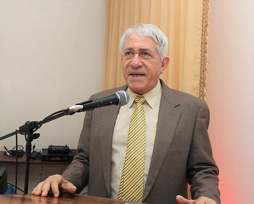 Dr. Abraham Abukarma, primer vicepresidente de CRD