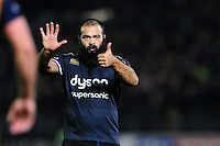 Kane Palma-Newport of Bath Rugby. European Rugby Challenge Cup match, between Bath Rugby and Bristol Rugby on October 20, 2016 at the Recreation Ground in Bath, England. Photo by: Patrick Khachfe / Onside Images