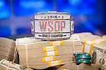 2016 WSOP Event #68 Day 1A-2C: $10,000 MAIN EVENT No-Limit Hold'em Championship