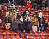 Williams' fans - The Williams College Ephs defeated the Trinity College Bantams 4-2 (EN) on Tuesday, January 7, 2014, at Fenway Park in Boston, Massachusetts.