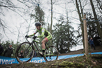 Kaitlin Antonneau (USA/Cannondale)<br /> <br /> UCI Cyclocross World Cup Namur/Belgium 2016