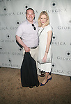 Jonathan Goldberg and Melissa Berkelhammer attend Jessica White's Angel Wings Foundation Hosts A Benefit For UNICEF At Georgica, Wainscott NY, 5/29/11