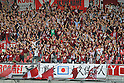 Vissel Kobe Fans (Vissel), .MAY 26, 2012 - Football : 2012 J.LEAGUE Division 1 match between Vissel Kobe 1-2 Kashima Antlers at Home's Stadium Kobe in Hyogo, Japan. (Photo by Akihiro Sugimoto/AFLO SPORT) [1080]