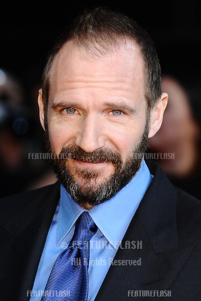 "Ralph Fiennes arrives for the premiere of ""The Invisible Woman"" at the Odeon Kensington, London. 27/01/2013 Picture by: Steve Vas / Featureflash"