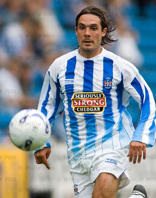 Danny Invincibile, Kilmarnock.stock season 2005-2006.pic willie vass