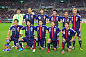 Japan National Team Group Line-Up (JPN), .June 3, 2012 - Football / Soccer : .FIFA World Cup Brazil 2014 Asian Qualifier Final Round, Group B .match between Japan 3-0 Oman .at Saitama Stadium 2002, Saitama, Japan. .(Photo by Daiju Kitamura/AFLO SPORT) [1045]