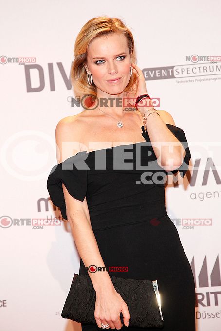 Eva Herzigova attending the UNESCO GALA 2012 in the Maritim Hotel, Duesseldorf, 27.10.2012...Credit: Tatiana Back/face to face /MediaPunch Inc. ***FOR USA ONLY*** ***Online Only for USA Weekly Print Magazines*** /NortePhoto .<br />