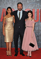 Cynthia Addai-Robinson, Ben Affleck and Anna Kendrick  at the &quot;The Accountant&quot; European film premiere, Cineworld Empire cinema, Leicester Square, London, England, UK, on Monday 17 October 2016.<br /> CAP/CAN<br /> &copy;CAN/Capital Pictures /MediaPunch ***NORTH AND SOUTH AMERICAS ONLY***