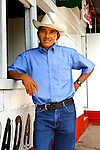 Portrait Of A Business Man On The Nicoya Peninsula In Costa Rica.