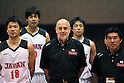 Thomas Wisman Head Coach (JPN), JULY 3rd, 2011 - Basketball : Basketball Japanese representative international friendly match 2011, between Japan 69-78 S Oliver Baskets Wuerzburg (GER) at 2nd Yoyogi Gymnasium, Tokyo, Japan. (Photo by Jun Tsukida/AFLO SPORT) [0003].