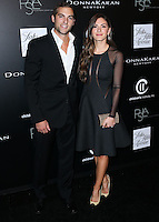CULVER CITY, CA, USA - OCTOBER 08: Jake Ireland, Lauren Gores Ireland arrive at the 5th Annual PSLA Autumn Party benefiting Children's Institute, Inc. held at 3Labs on October 8, 2014 in Culver City, California, United States. (Photo by Xavier Collin/Celebrity Monitor)