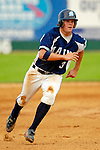 18 May 2006: Sean Parker,  a University of Maine Freshman from Worcester, MA, hustles to third during a game against the University of Vermont Catamounts, at Historic Centennial Field, in Burlington, Vermont...Mandatory Photo Credit: Ed Wolfstein Photo..