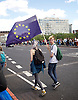 Pro EU Rally <br /> Parliament Square, Westminster, London, Great Britain <br /> 2nd July 2016 <br /> <br /> <br /> <br /> Photograph by Elliott Franks <br /> Image licensed to Elliott Franks Photography Services