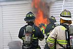 Millis Training Burn 12/7/14