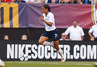 22 MAY 2010:  Shannon Boxx  during the International Friendly soccer match between Germany WNT vs USA WNT at Cleveland Browns Stadium in Cleveland, Ohio. USA defeated Germany 4-0 on May 22, 2010.
