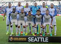 USMNT vs Ecuador, Copa America Quarterfinal, June 16, 2016