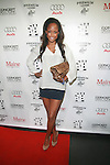 ANTM's Keenyah Hill Attends New Premium Lounge Signed by INDASHIO Men's Collection Fashion Show at AUDI FORUM, NY 9/13/11