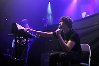 MAR 23 Cabbage performing at Camden Roundhouse