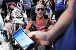 No Barriere, presentata l'app per denunciare le barriere architettoniche per i disabili