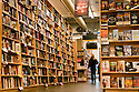 Powell's City of Books bookstore in Portland, Oregon.